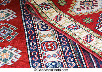 ancient rugs handmade textile frame