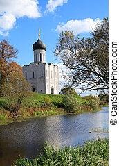 Ancient Russian Church