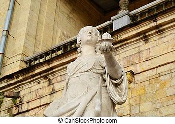Ancient sculpture