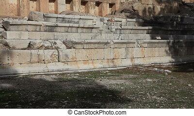 Ancient stadium in Arykanda
