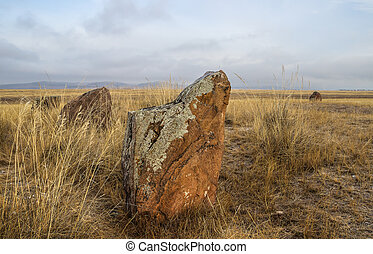 Ancient stones - Cultural and historical heritage of the ...