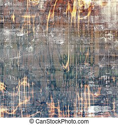 Ancient textured background or shabby backdrop. With different color patterns: yellow (beige); brown; blue; gray; red (orange)