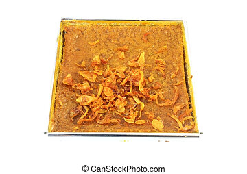 Ancient thai dessert