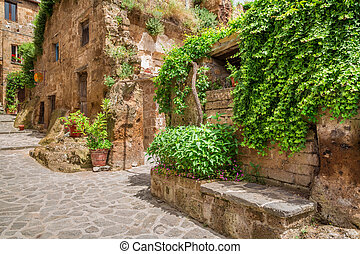 Ancient town in Tuscany