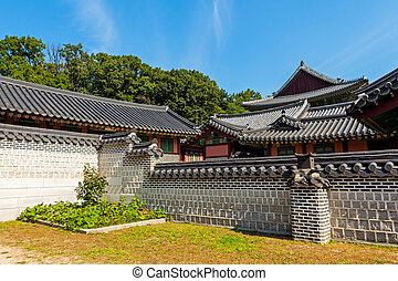 Ancient traditional architecture