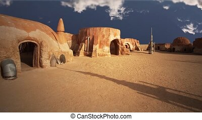 Ancient Villages in the Desert