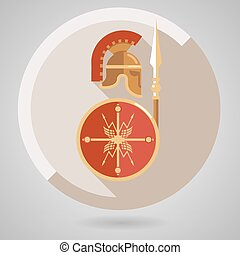 Ancient Warrior Icon