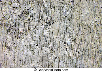 Ancient Wooden Surface