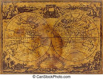 Ancinet map