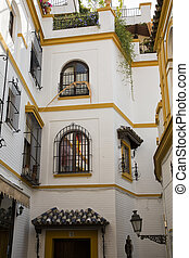 Andalusia, house