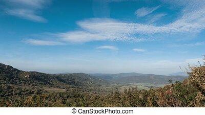 Andalusien, Zeit, wolkenhimmel, Spanien, FEHLER