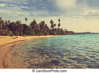 Andaman sea - Andaman Sea in Thailand