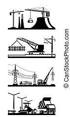anders, bouwsector, scènes