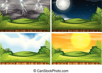 anders, klimaat, landscape, natuur