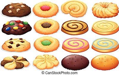 anders, lief, koekjes