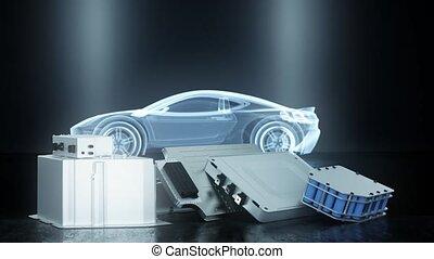 anders, set, li-ion, batterijen, e-mobility