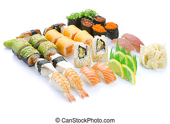 anders, sushi