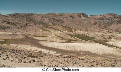 Andes Landscape - Peru