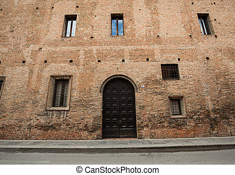 Andrea Mantegna House in Mantua. Italy. - Andrea Mantegna ...