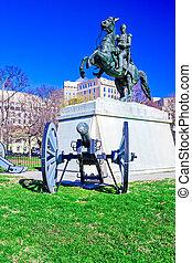 andrew jackson, 紀念碑, 華盛頓特區
