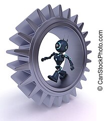 android , γενική ιδέα , ταχύτητες