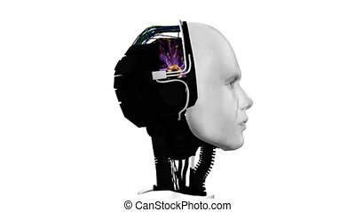 android, cybernetic intelligence ma