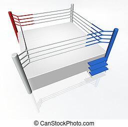 anel, boxe