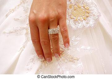 anel, casório