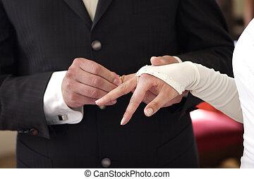 anel, noivo, casório