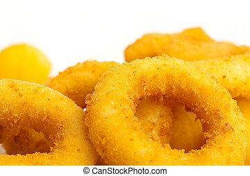 anelli, cipolla