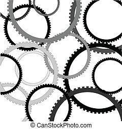 anelli, ingranaggio