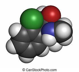 anesthésique, (white), conventionnel, coding:, esketamine,...