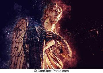 ange, gardien