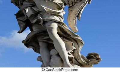 Angel Carrying the Column