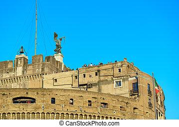 Angel Castel Rome
