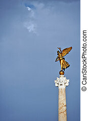 angel of victory - rome