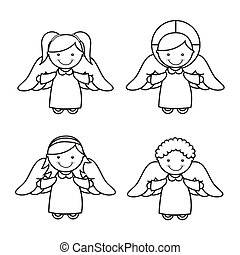 angel vector