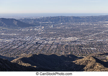 angeles, los, hollywood, norte, burbank
