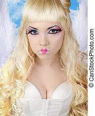 Angelic - Beautiful Sexy Angel