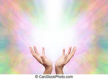 Angelic Energy Healer