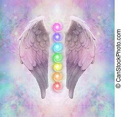 Angelic Sacred Chakras