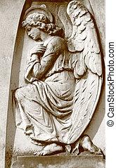 angelical, figura