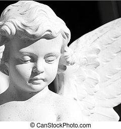 angelical, rosto