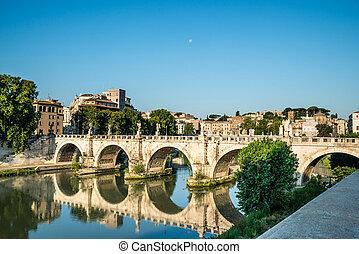 angelo, γέφυρα , st. , ανατολή
