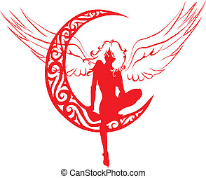 angelo, luna