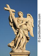 Angels on the Sant'Angelo bridge
