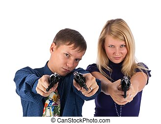 anger couple
