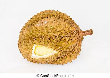 angeschlagen, durian