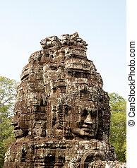 angkor , camb, αρχιτεκτονική , κρόταφος , θερίζω , bayon , ...