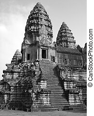 Angkor Temple, Siem Reap, Cambodia